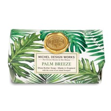 Michel Design Works Savon en barre Michel Design Works Palm Breeze