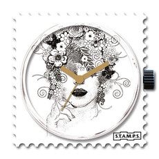 Montre Stamps MONTRE STAMPS Annaick