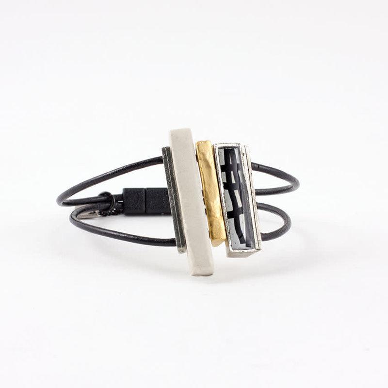 Anne-Marie Chagnon Frantz céramique bracelet Anne-Marie Chagnon