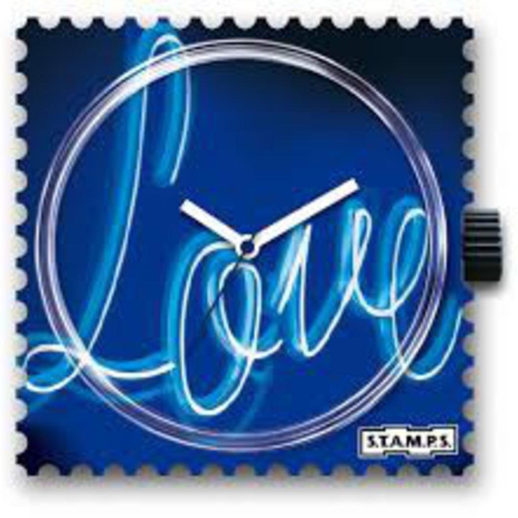 Montre Stamps MONTRE STAMPS Dark love