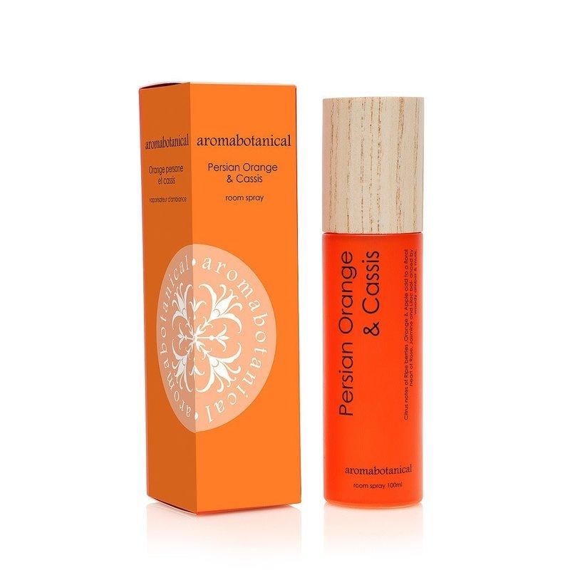 Aromabotanical Vaporisateur d'ambiance orange persane et cassis