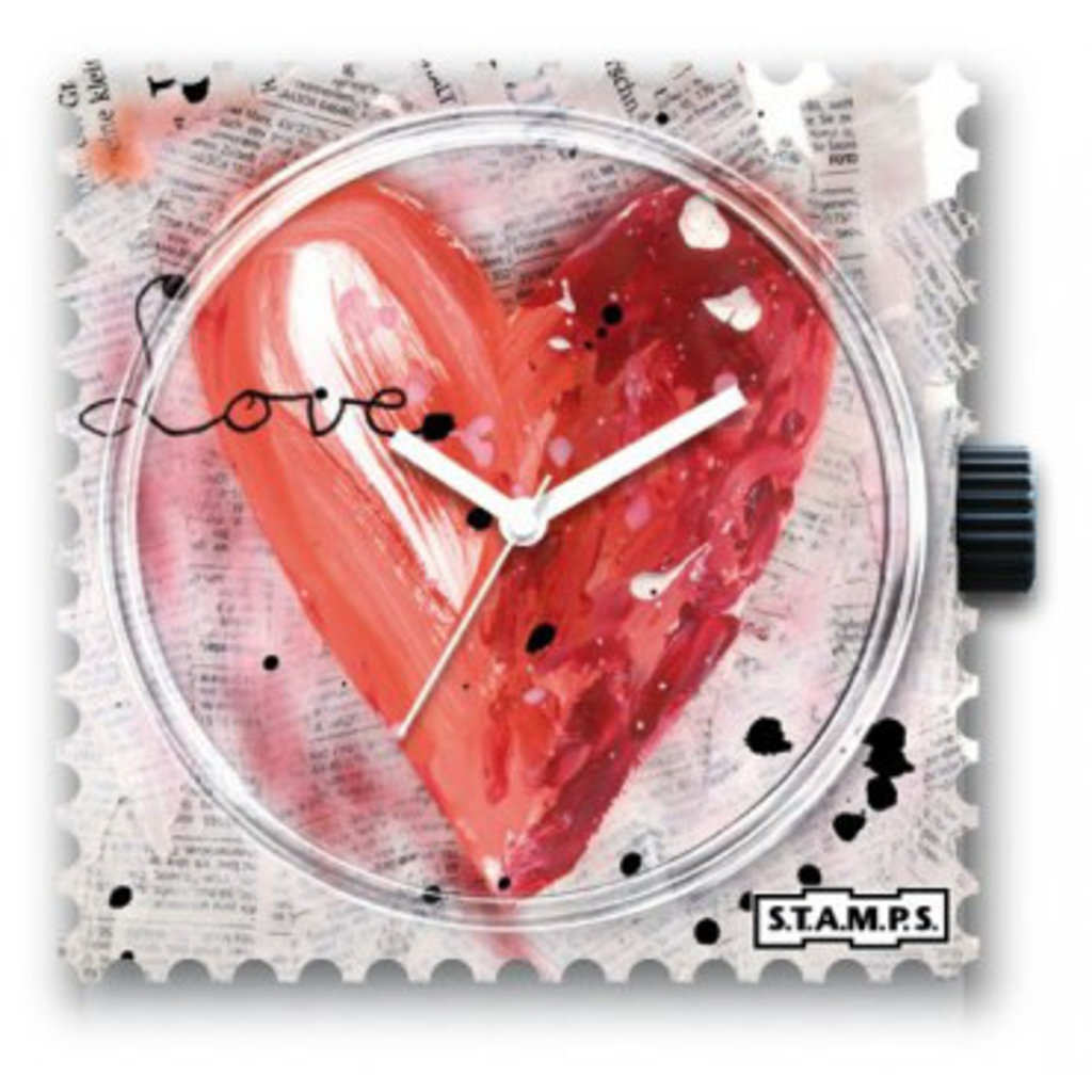 Montre Stamps MONTRE STAMPS Looking for love