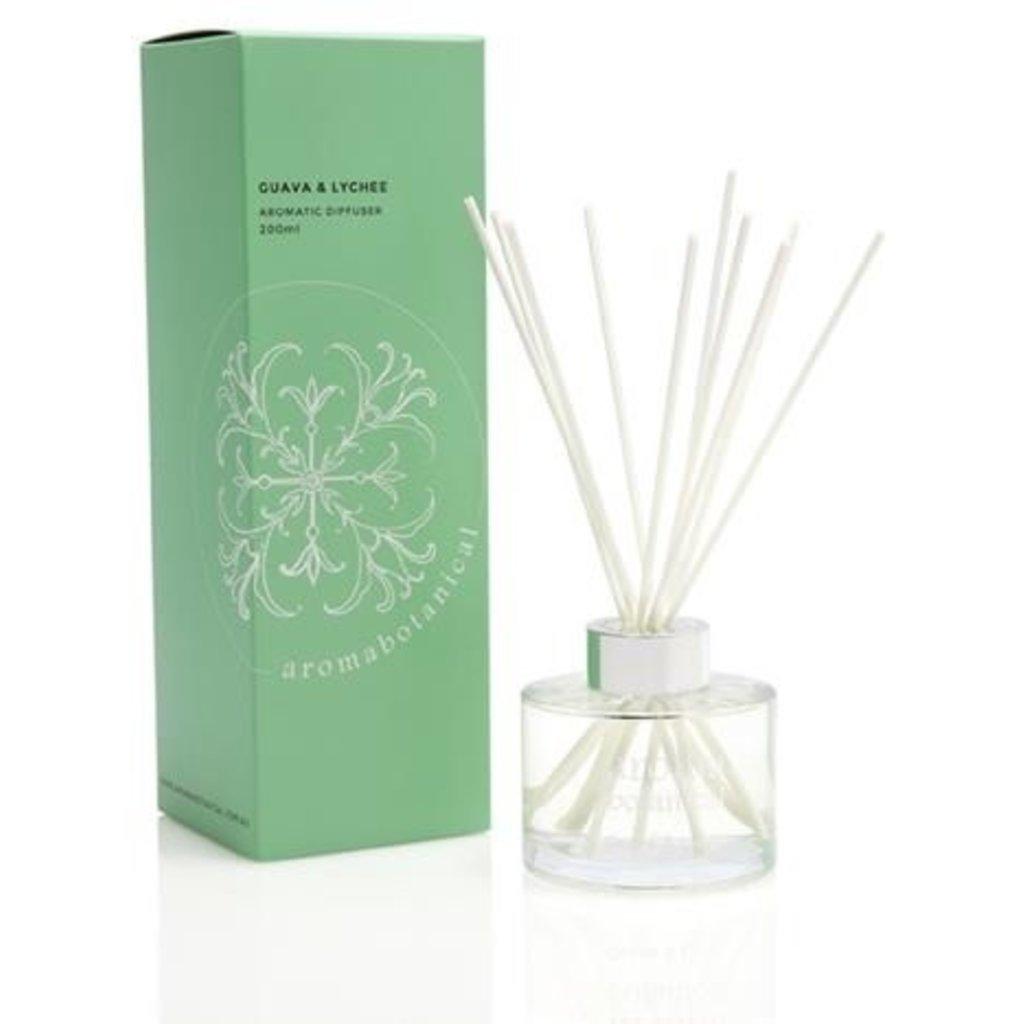 Aromabotanical Diffuseur de parfum Goyave et Litchi
