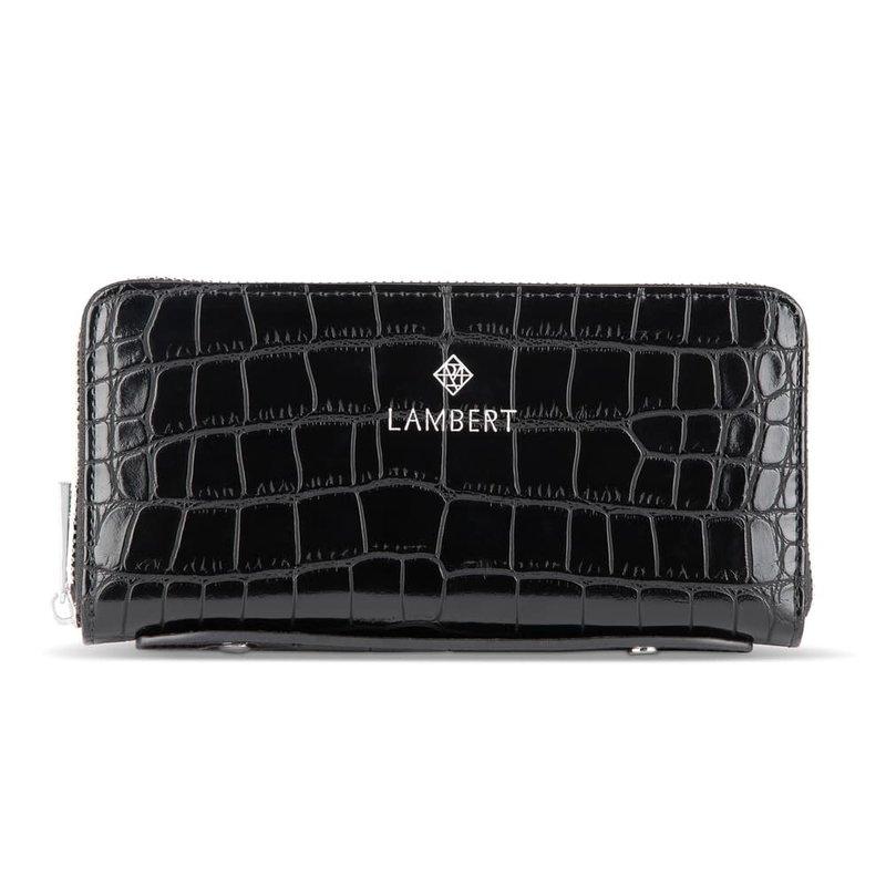 Lambert Portefeuille en cuir végan Lambert Méli Croco
