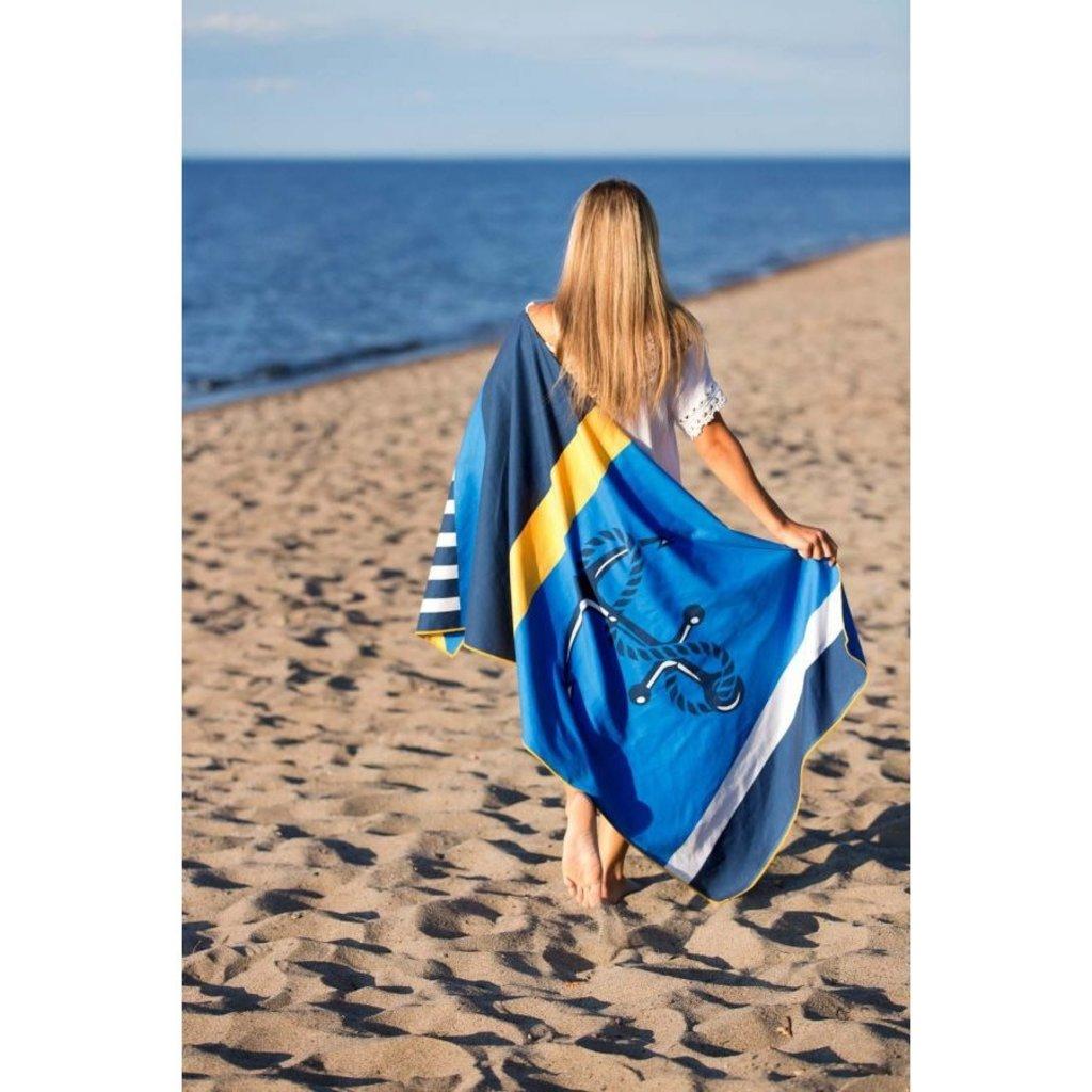 Solem Serviette de plage Solem La matelot