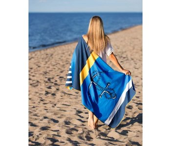 Serviette de plage Solem La matelot