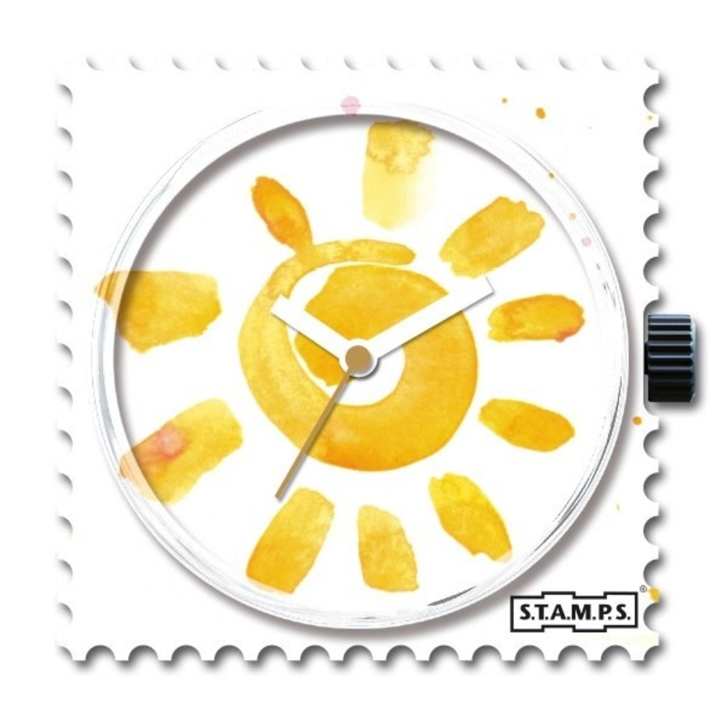 Montre Stamps Montre STAMPS Here comes the sun
