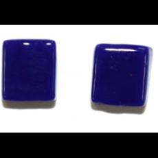 Cré-Art Boucle d'oreille Cré-Art Carré Bleu