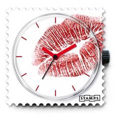 Montre Stamps MONTRE STAMPS Kiss me