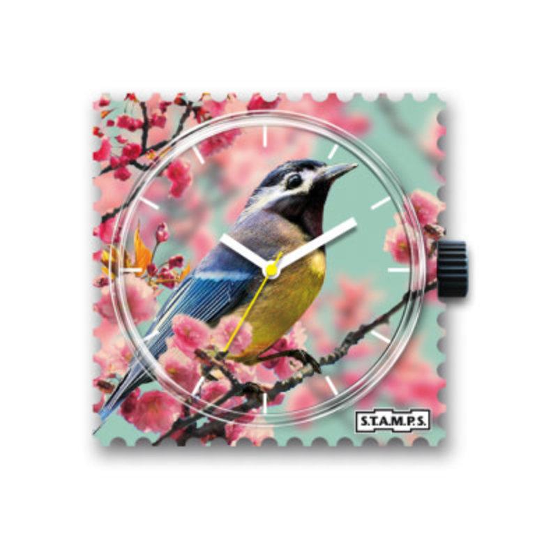 Montre Stamps Montre Stamps Romanticbird