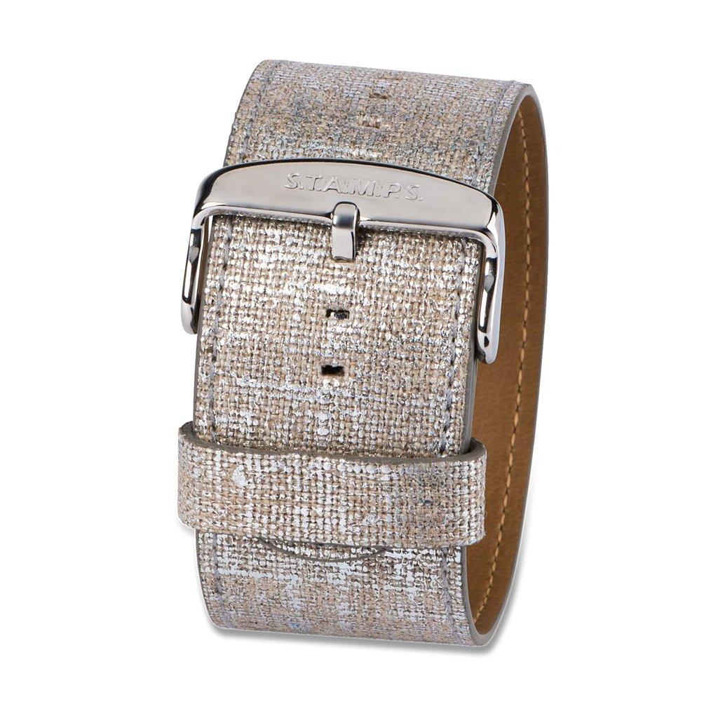 Montre Stamps bracelets Montre STAMPS antique silver