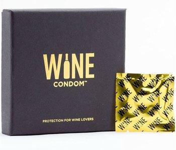 Condoms pour vin