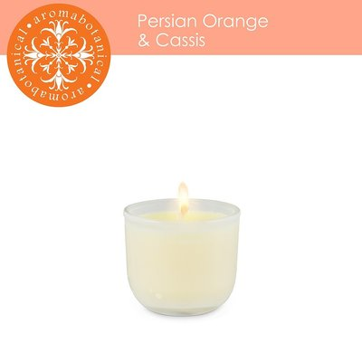 Aromabotanical Mini bougie coulée orange persane et cassis