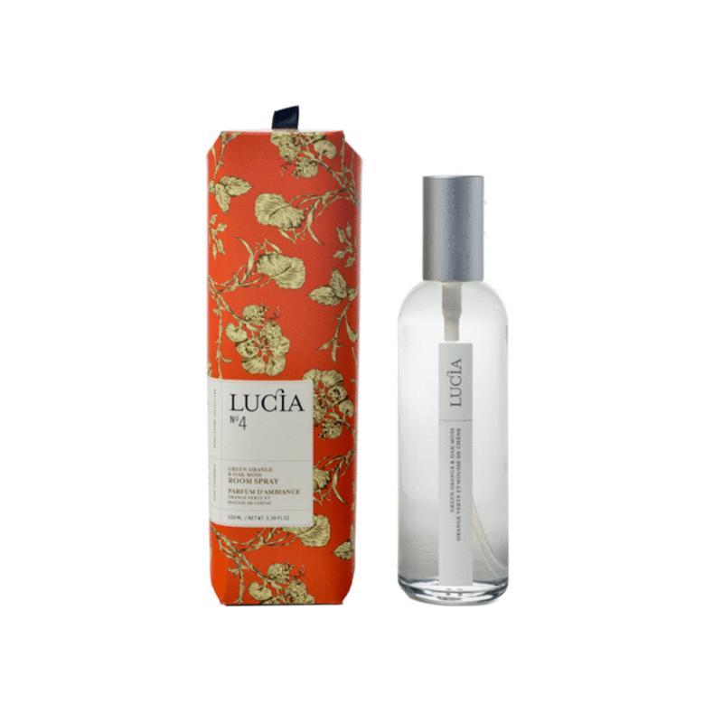 Lucia N°4 Parfum d'ambiance à l'orange verte et mousse de chêne Lucia