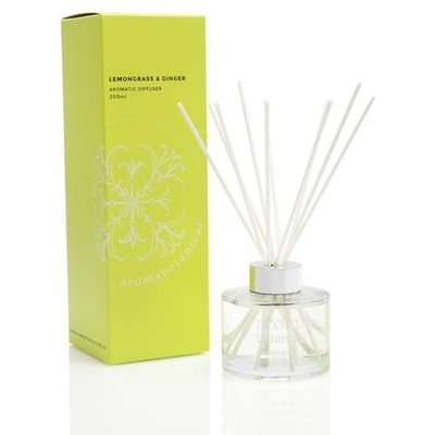 Aromabotanical Diffuseur de parfum botanique citronelle et gingembre