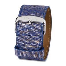 Montre Stamps Bracelet montre Stamps antique blue