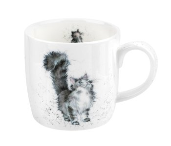 Tasse Wrendale by royal worcester Lady of the house Cat