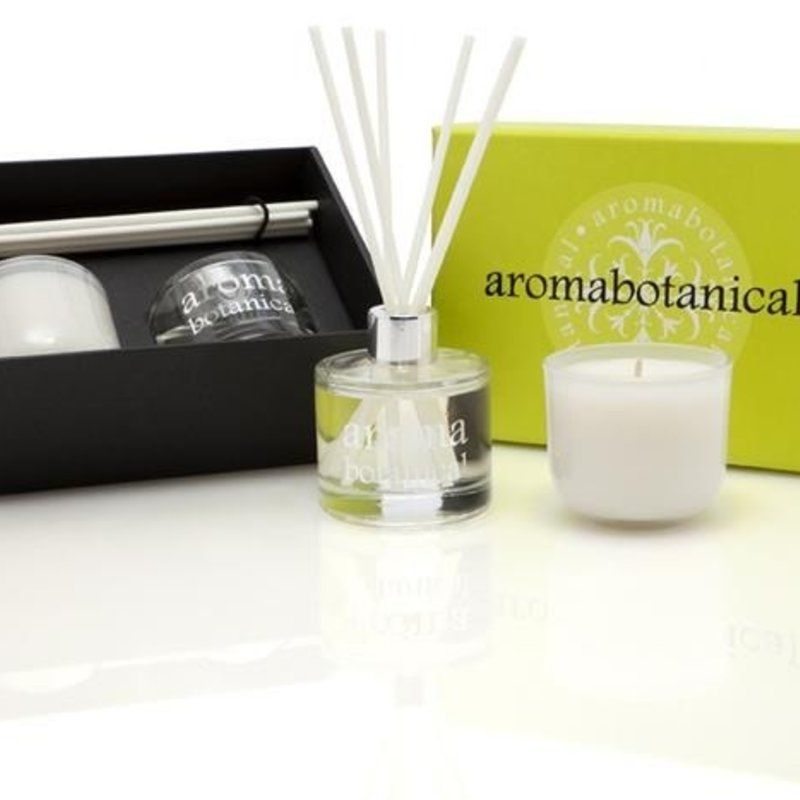 Aromabotanical Ensemble cadeau 2 pièces citronelle et gingembre