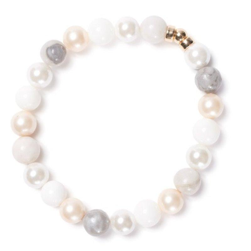 BeBlue Bracelet Beblue BE CANDIED SURYA pastel céleste