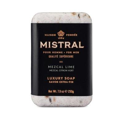 Mistral Barre de savon Mistral MEZCAL LIME