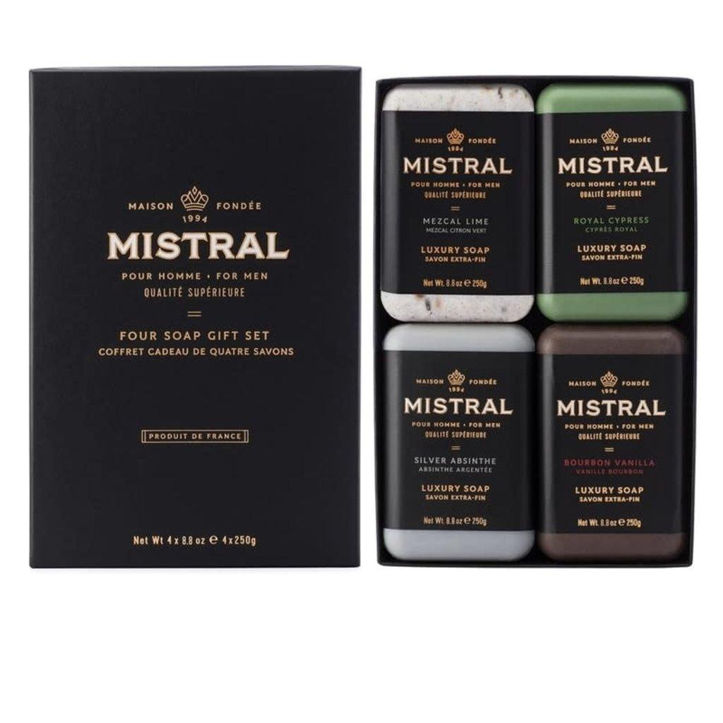 Mistral Barre de savon Mistral Mezcal citron vert