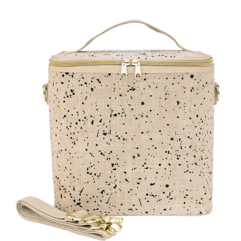 So Young Boite à lunch So Young LINEN - SPLATTER LUNCH POCHE