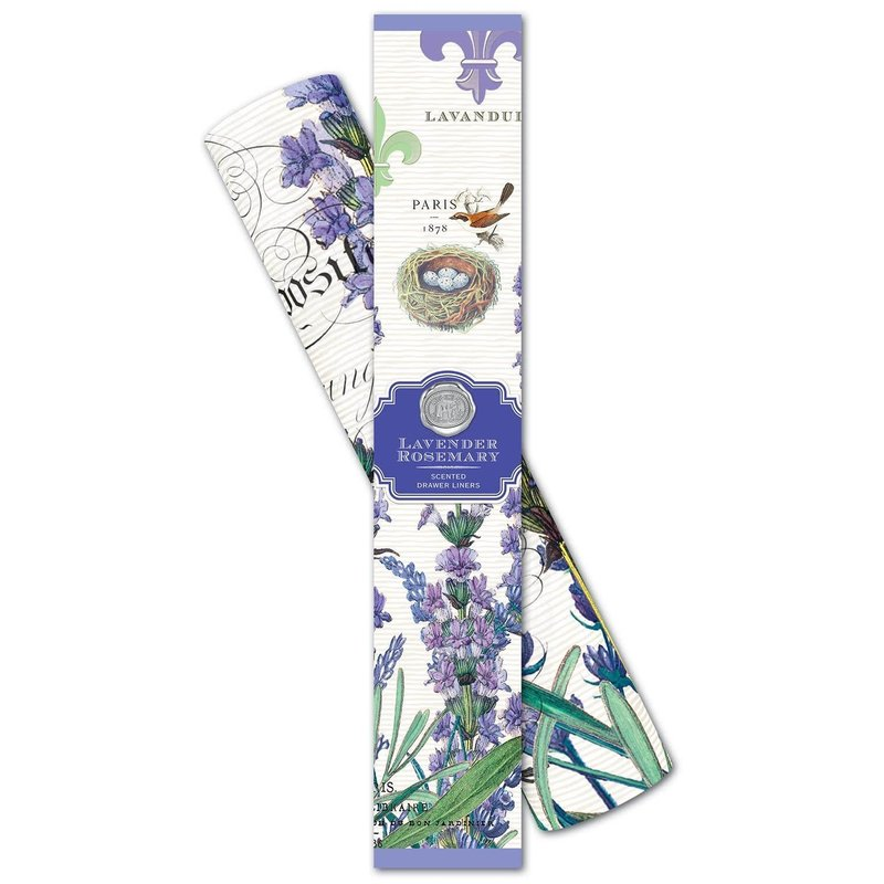 Michel Design Works Papier Tiroir Michel Desing Works Lavender Rosemary