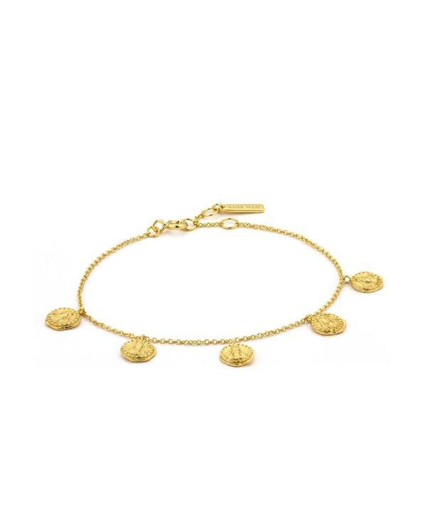 Bracelet Ania Haie Deus gold