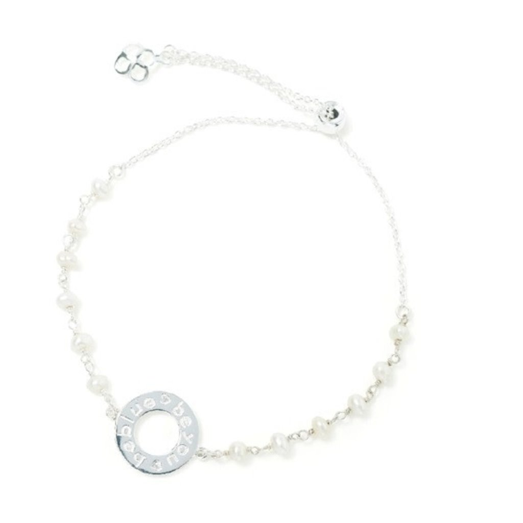 BeBlue Bracelet Beblue BE LUXURIOUS Argent