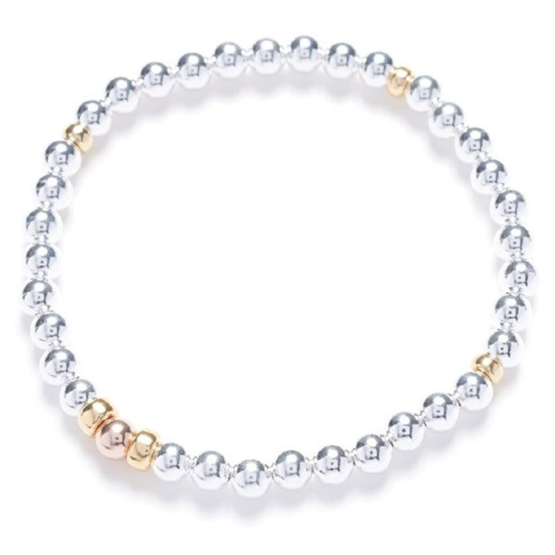 BeBlue Bracelet Beblue Be Surya Humble BBSURHUMB-SLV