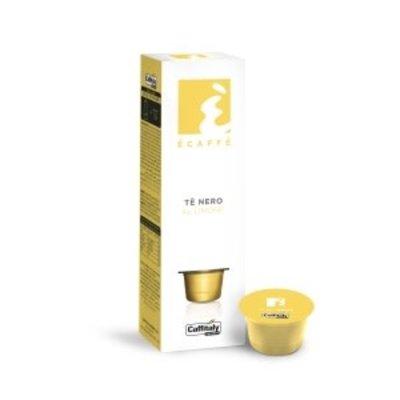 Caffitaly Capsule de thé au citron Caffitaly