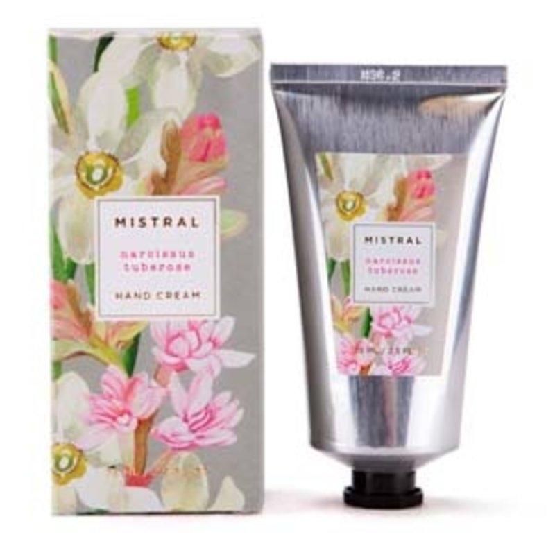 Mistral Crème à mains Mistral Tuberose Floral 75g