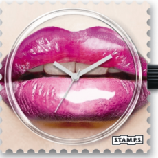 Montre Stamps Montre STAMPS Glossy Lips