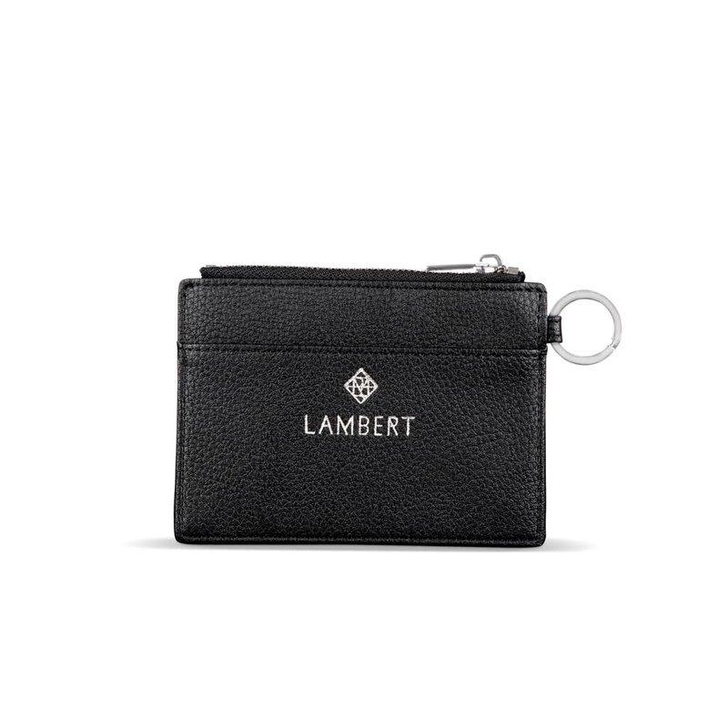 Lambert Porte-cartes Lambert Laura Noir