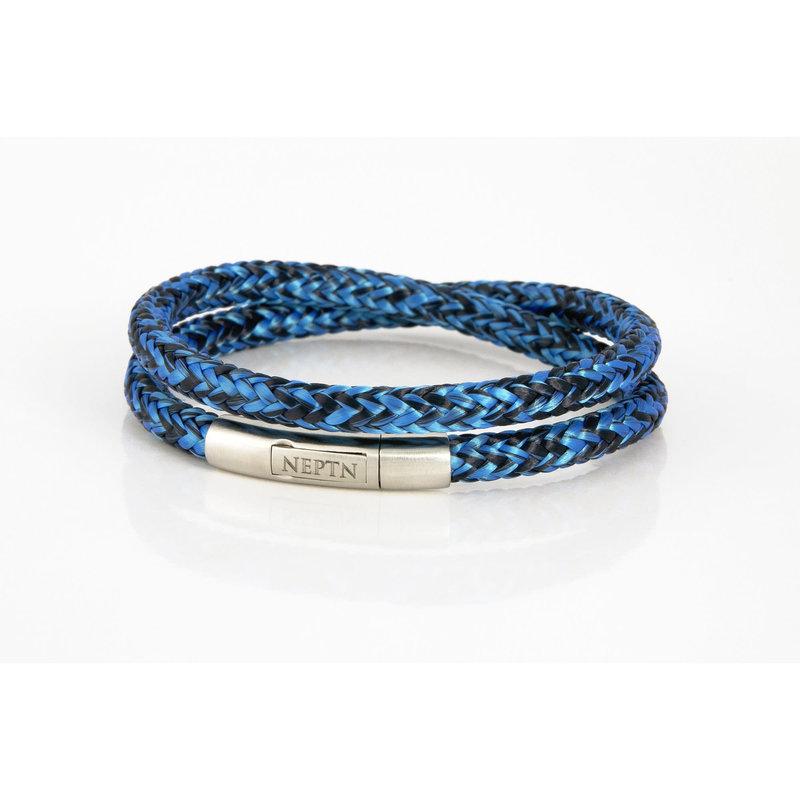 Neptn Bracelet SAILOR NEPTN PRO STEEL DOUBLE 6 R Ocean corde marine