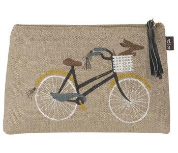 Petit sac à cosmétique Bicicletta