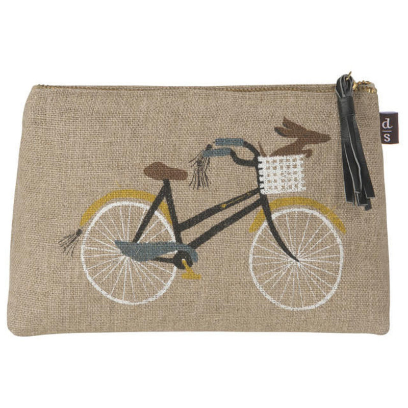 Danica Studio Petit sac à cosmétique Bicicletta