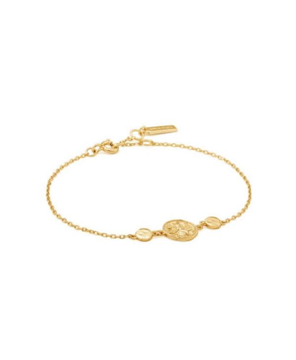 Bracelet Ania Haie Nika or