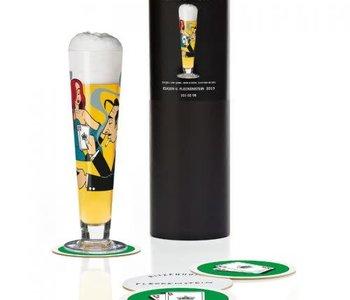 Verre à bière Pilsner Ritzenhoff, Eugen U. Fleckenstein, 1010208