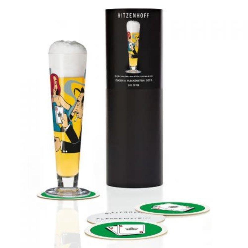Ritzenhoff Verre à bière Pilsner Ritzenhoff, Eugen U. Fleckenstein, 1010208