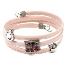 Cré-Art Bracelet Cré-Art Le Twist Rose