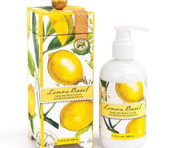 Body lotion Michel Design Works Lemon Basil