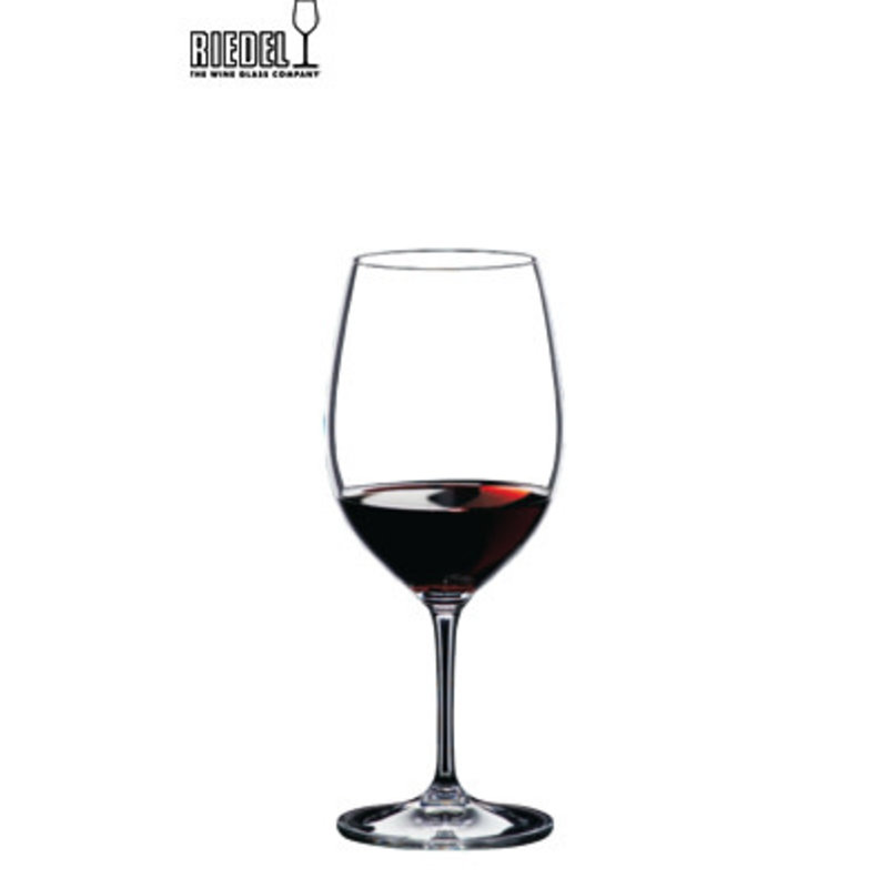 Riedel Verre à vin à Bordeaux collection Vinum de Riedel