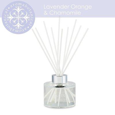 Aromabotanical Diffuseur de parfum botanique lavande orange et camomille