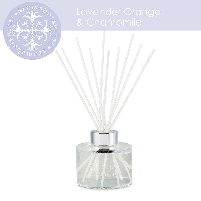 Aromabotanical Diffuseur de parfum Lavande orange et camomille