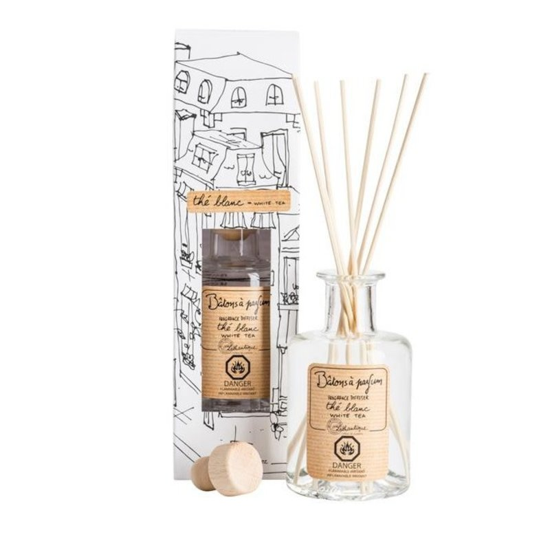 Lothantique Parfum d'ambiance thé blanc 100mL Lothantique