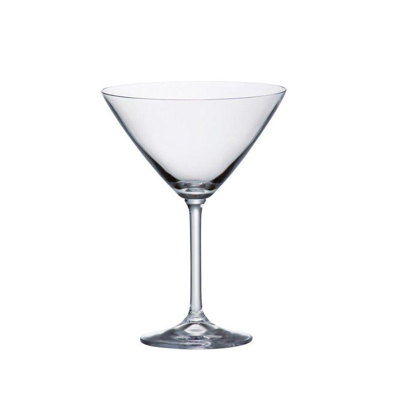 icm Verre à martini  ens. de 6 Colibri 280 mL