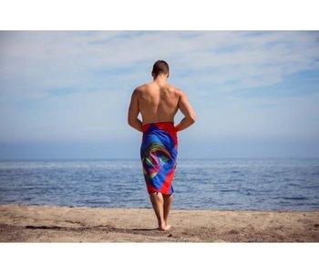 Serviette de plage Solem À toute allure