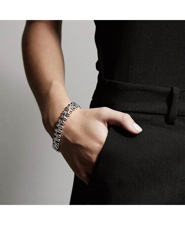 Bracelet Pilgrim Affection Argent
