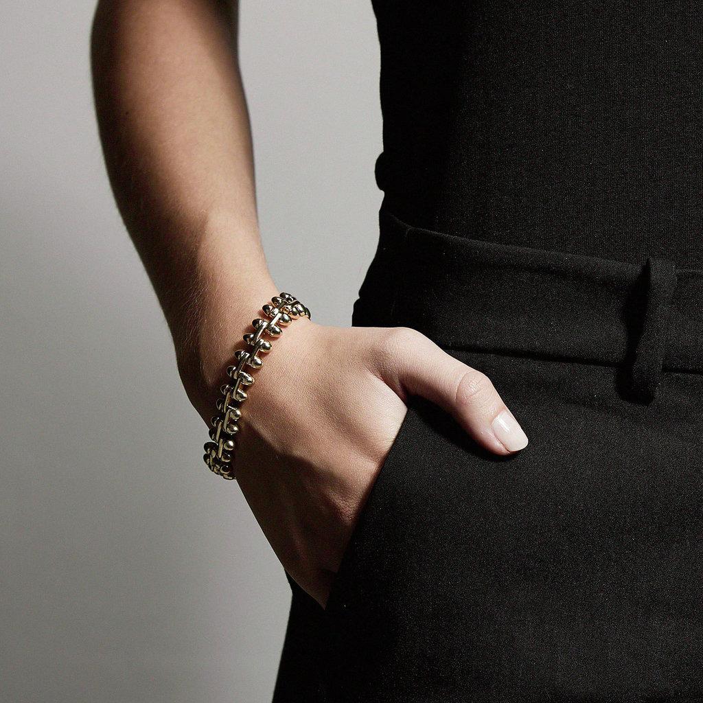 Pilgrim Bracelet Pilgrim Affection Or